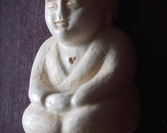 Tiny TRUMP JIZO 1-3/4 INCHES