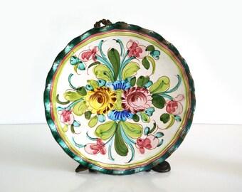 Vintage German Kirsch Keramik Plate