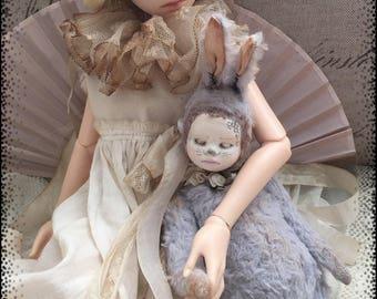 ooak Dollbunny / artist Puppenhase