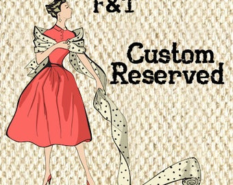 Reserved for--RalucaSoare--One Lot of Fabrics