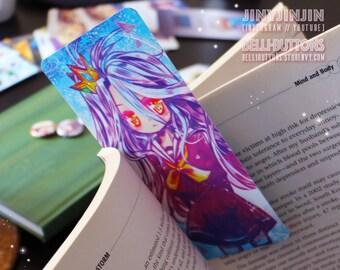 Shiro No Game No life Bookmark