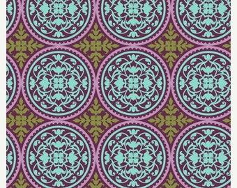 SALE 10% Off - Joel Dewberry - AVIARY 2 - Scrollwork in Lilac JD44 - Free Spirit Fabrics - By the Yard