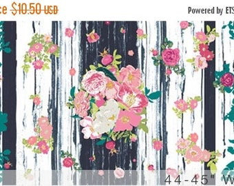 SALE 10% Off - Flowerful Dandle Panel  LAH-16812 - LAVISH -  Katarina Roccella for Art Gallery Fabrics - By the Yard