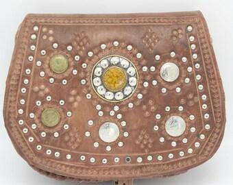 Leather Saddle Bag, Cross Body Bag, Leather Bag, Cross-body Bag, Women Handbag, Vintage style saddle bag,pochette femme cuir, gift for wife