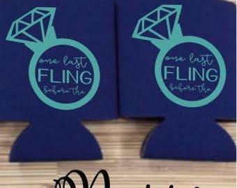 Last Fling Before The Ring SVG, Digital Download, Getting Married, Last Fling Decal, Bachelorette Party DIY, Cricut Design