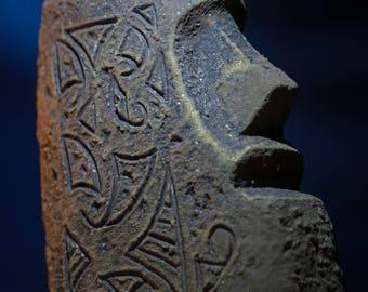 Moai Tiki Mug