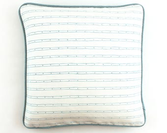Quadrille Alan Campbell Soho Custom Pillows (comes in many colors)