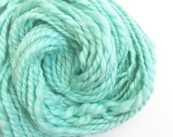 Handspun Yarn | Wool yarn | Weaving Yarn | OOAK Yarn
