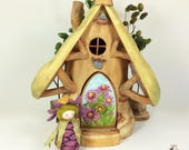 Willodel  Echinacea Cottage and Healing Gnome