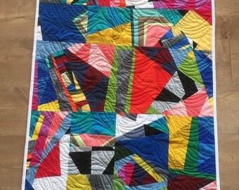 Kaleidoscope No. 2 Runner (or Wall Art)