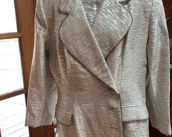 Madea's Silver Sparkles Suit
