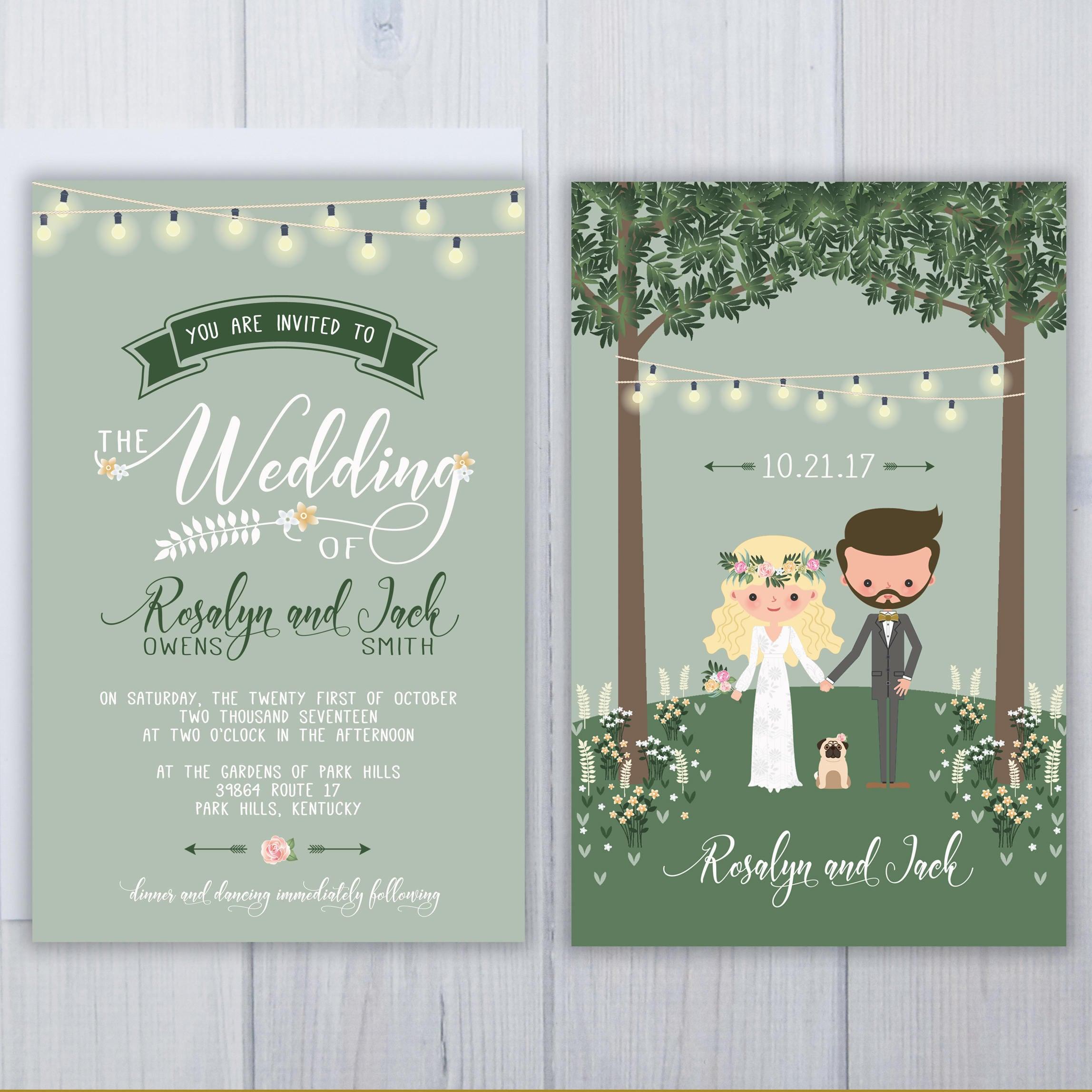Exelent Blended Family Wedding Invitations Model - Invitations ...