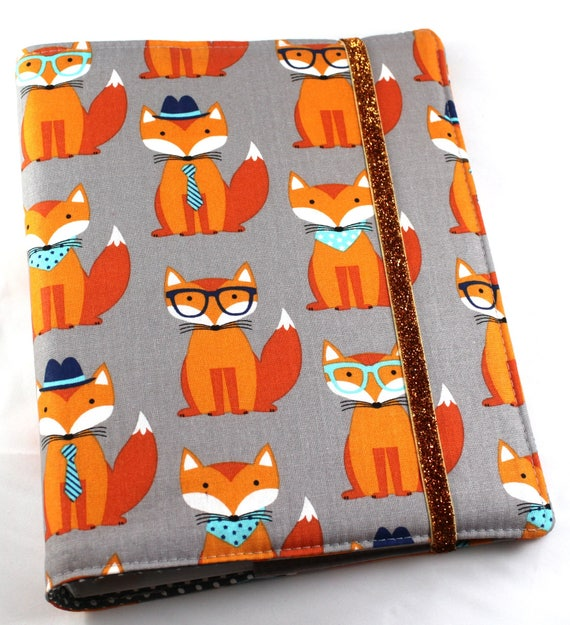 Hello Foxy WIP Tracker Cover and Binder