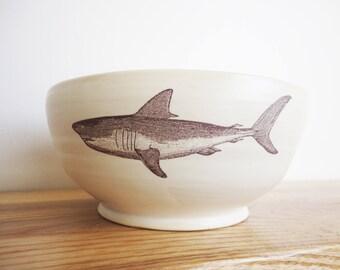 Great White Shark Bowl