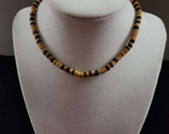 Beaded Stretch Necklace