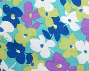 Floral Print, Charmed by Donna Wilder, Stonehill Collection, for Fabric Traditions