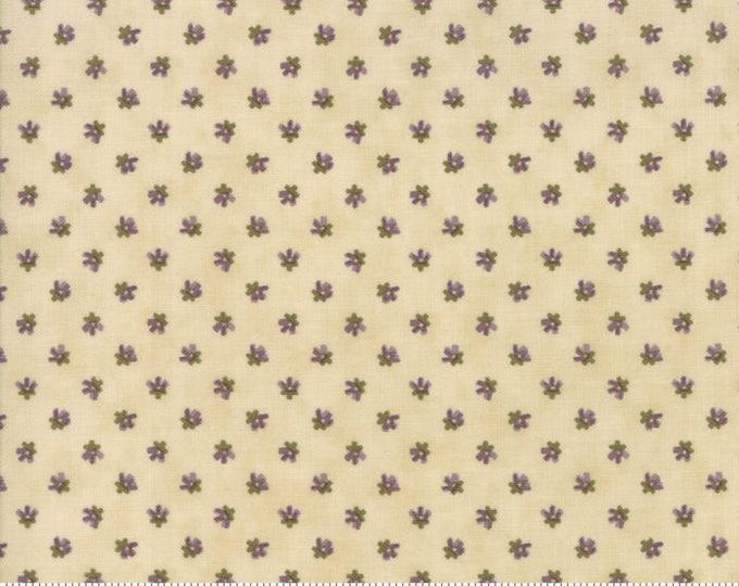 Lilac Ridge Cream 2216 11 by Jan Patek for Moda Fabrics