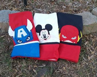 Character Pillowcases