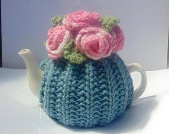Pink  Roses Small Tea Cosy 1-2 cup tea pot