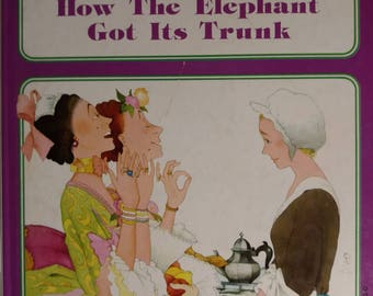 1985 Cinderella and How the Elephant Got Its Trunk