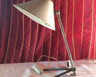 1950s Pinocchio lamp designed by Busquet for Hala Zeist