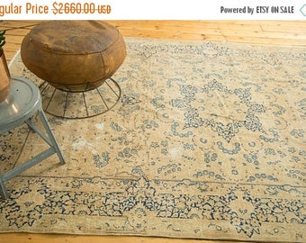 10% OFF RUGS 6.5x10 Vintage Meshed Carpet