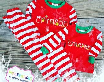 Kids Christmas Pajamas Baby Christmas Gown