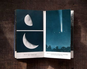 Little Astronomy book The Observer's Book of Astronomy vintage book by Patrick Moore
