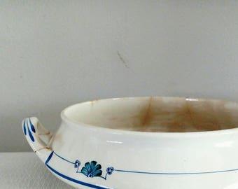 Homer Laughlin Soup Tureen