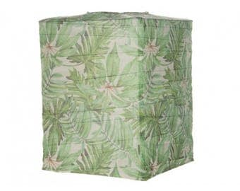 Chinese Paper Lantern Party Decor Leaves Design