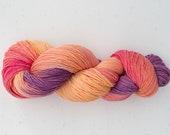 Laine Tricotcolor teinte à la main handdyedwool tricot crochet fourniture créative wool knit teinture tissage tricotcolor mérinos