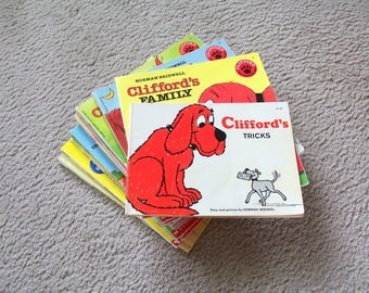 Clifford The Big Red Dog Books, Set of 14 - Norman Bridwell