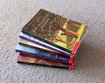 The Chronicles of Narnia, C S Lewis, Volumes 1-6