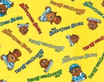 Welcome to Bear Country - berenstain bears by moda