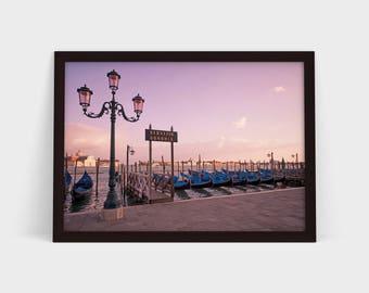 Venice - Original Photographic Print