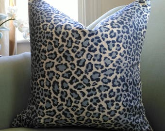 Colefax and Fowler Pathera 20 Inch Pillow Cushion Cover