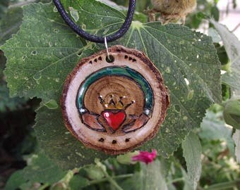 Claddagh pendant