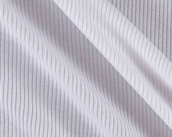Cotton 2X1 Rib Fabric