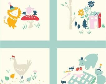Birch Organic Fabrics - Everyday Party Panel