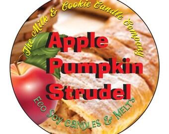 Apple Pumpkin Strudel Wax Melt
