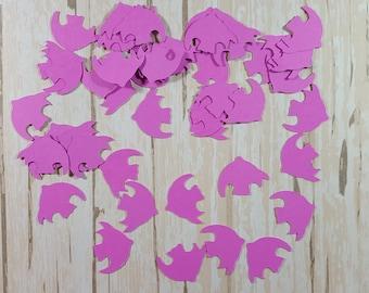 Angel fish die cut confetti scrapbook embellishments, Beach, Luau, Tropical  Mix and Match