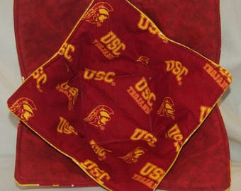 USC Microwave Bowl Cozy Set