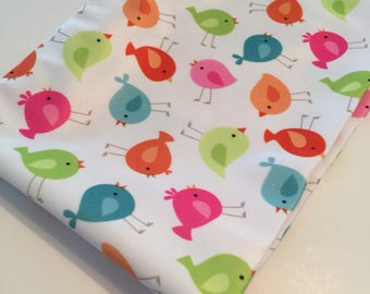 "Baby Bird Waterproof Pul Fabric - 21"" x  22"""