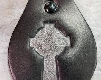 Centic Cross Keychain Zipper Pull Key Chain