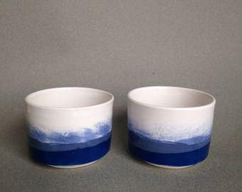 Stormy Waters Cups (Set of two)