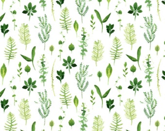 Lovey Watercolor Leaves. Lovey. Leaves Lovey. Green Lovey. Mini Baby Blanket. Security Blanket. Lovie. Minky Lovey.