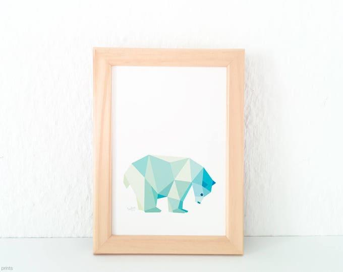 Custom order Polar bear