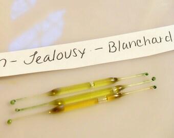 Vintage 1950s Jealousy by Blanchard Perfume Nip Sample Vial