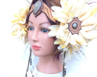 Authentic Two-Sided Headdress