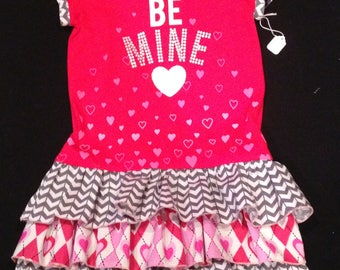 Valentine's Day Upcycle Dress